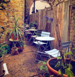 Romeo Jones Garden