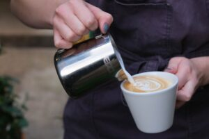 Rome Jones - coffee