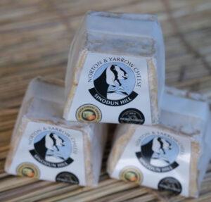 Sinodun Hill won Best New Cheese at the British Artisan Cheese Awards