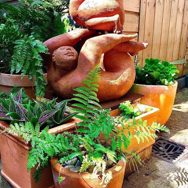 Pat Rae Sculpture